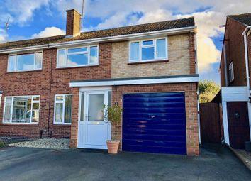 Thumbnail 4 bed semi-detached house for sale in Miserden Road, Cheltenham