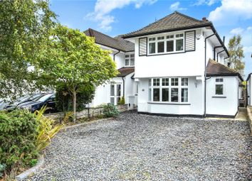 Thumbnail 3 bed semi-detached house for sale in Hillcroft Crescent, Watford