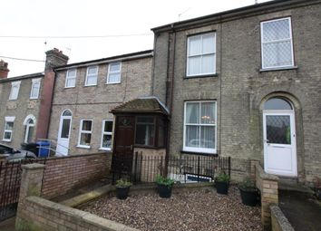 Thumbnail 4 bed terraced house for sale in Fair Close, Beccles