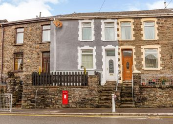 3 bed terraced house for sale in Jersey Road, Blaengwynfi, Port Talbot SA13