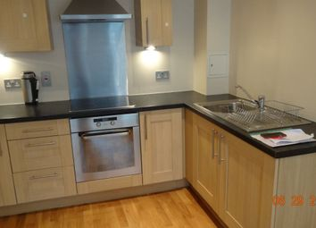 Thumbnail 1 bedroom flat to rent in Broughton House, West Street, Sheffield