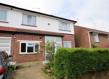 Thumbnail 4 bed terraced house for sale in Howcroft Crescent, West Finchley, London