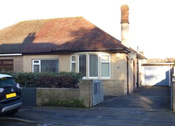 Thumbnail 2 bed semi-detached bungalow for sale in Lonsdale Road, Torrisholme, Morecambe