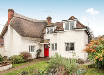 Thumbnail 3 bed cottage for sale in Amport, Andover, Hampshire