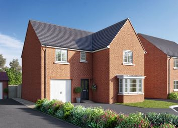 "Thumbnail 4 bed detached house for sale in ""The Grainger"" at Fraser Road, Priory Business Park, Bedford"