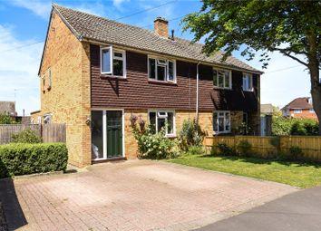Thumbnail 3 bed semi-detached house for sale in Roebuck Estate, Binfield, Bracknell, Berkshire