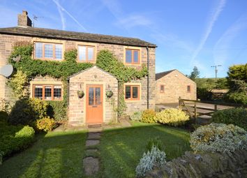 Thumbnail 4 bed farmhouse for sale in Hey Slack Lane, Cumberworth, Huddersfield