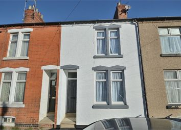 Thumbnail 3 bed terraced house for sale in Stanhope Road, Northampton