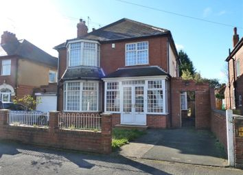 Thumbnail 4 bed detached house to rent in Allderidge Avenue, Chanterland Avenue, Hull