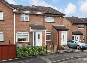 Thumbnail 1 bed terraced house for sale in Hogarth Gardens, Glasgow, Lanarkshire