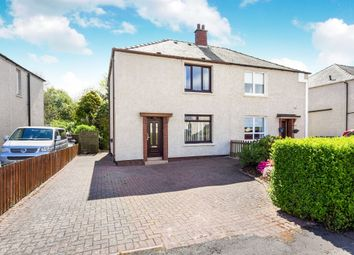 Thumbnail 3 bed semi-detached house for sale in Goodwin Drive, Annbank, Ayr