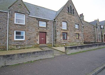 Thumbnail 2 bed flat for sale in 18 Pringle Court, Buckie