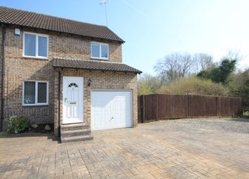 Thumbnail 3 bed semi-detached house for sale in Sweet Briar Drive, Calcot, Reading