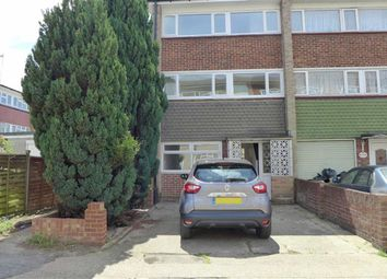 Thumbnail 4 bed town house to rent in Coleridge Way, West Drayton, Middlesex