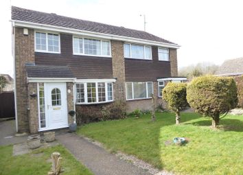 Thumbnail 3 bed semi-detached house for sale in Barley Brow, Dunstable