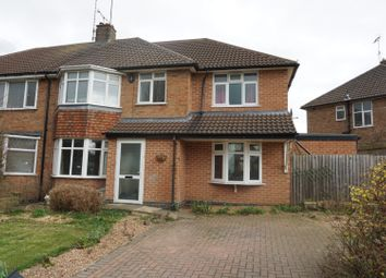 Thumbnail 5 bed semi-detached house for sale in Wintersdale Road, Leicester