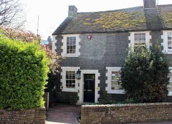 Thumbnail 3 bed cottage for sale in Vicarage Lane, Rottingdean