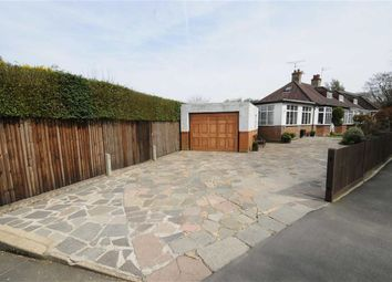 Thumbnail 3 bed semi-detached bungalow for sale in Grimsdyke Crescent, Arkley, Herts