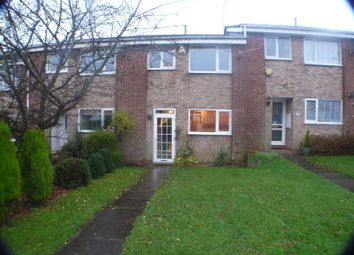 Thumbnail 3 bed terraced house to rent in Charnwood Close, Frankley, Birmingham