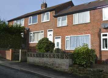 Thumbnail 3 bed terraced house for sale in Springfield Gardens, Horsforth, Leeds