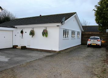 Thumbnail 3 bedroom detached bungalow to rent in Rope Walk, Mount Hawke, Truro, Cornwall.