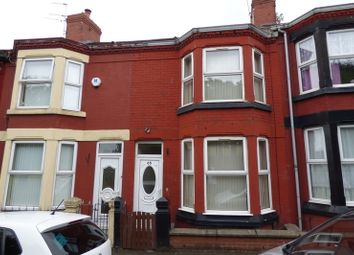 Thumbnail 3 bed terraced house for sale in Downham Road, Birkenhead