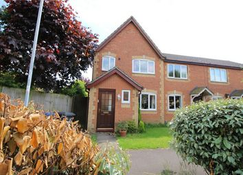 Thumbnail 3 bed end terrace house for sale in Wood View, Brampton, Huntingdon