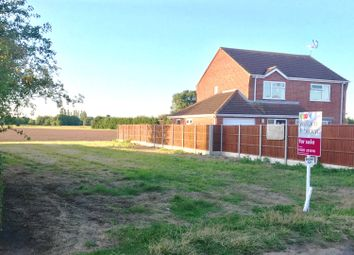 Thumbnail Land for sale in Brand End Road, Butterwick, Boston
