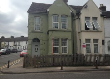 Thumbnail 3 bed end terrace house to rent in Canterbury Street, Gillingham