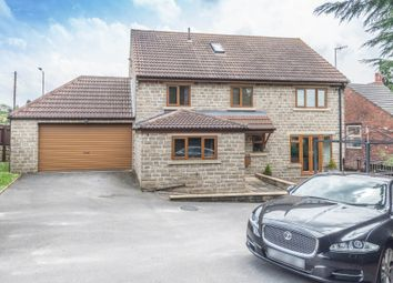 Thumbnail 5 bed detached house for sale in Main Street, North Anston, Sheffield