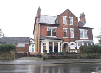 Thumbnail 3 bed flat to rent in Woodborough Road, Mapperley, Nottingham