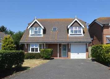 Thumbnail 4 bed detached house to rent in Molloy Road, Shadoxhurst, Ashford