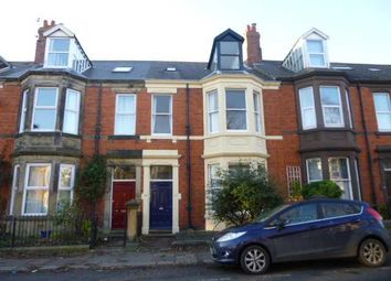 Thumbnail 4 bed flat to rent in St. Georges Terrace, Jesmond, Newcastle Upon Tyne