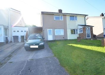 Thumbnail 2 bed property to rent in Pentregwyddel Road, Llysfaen, Colwyn Bay