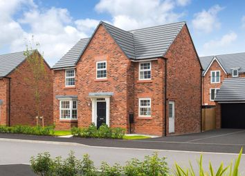 """Thumbnail 4 bedroom detached house for sale in """"Mitchell"""" at Station Road, Chelford, Macclesfield"""