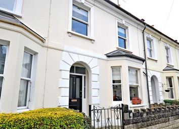Thumbnail 3 bed terraced house for sale in Fairview, Cheltenham, Gloucestershire