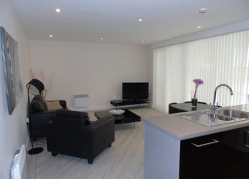 Thumbnail 1 bedroom flat to rent in Meridian Tower, Trawler Road, Swansea