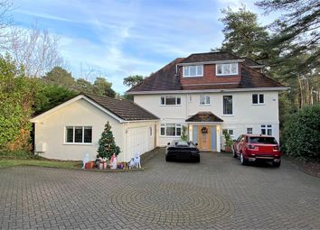 5 bed detached house for sale in New Road, West Parley, Ferndown BH22