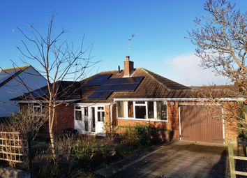 Thumbnail 3 bedroom detached bungalow for sale in Oak Close, Ottery St. Mary