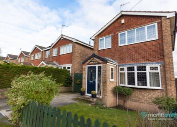 Thumbnail 3 bed detached house for sale in Leawood Place, Stannington, - Cul-De-Sac Location