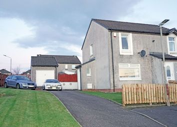 Thumbnail 2 bed end terrace house for sale in Haven Park, Gardenhall, East Kilbride