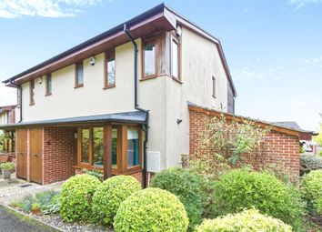 Thumbnail 3 bed semi-detached house for sale in Foxdown, Overton, Basingstoke