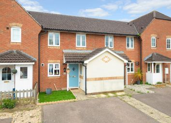 Thumbnail 2 bed terraced house for sale in Morris Close, Boughton Monchelsea, Maidstone