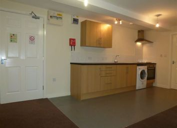 Thumbnail 1 bed flat to rent in Flat 5, 9-11 Bowers Fold