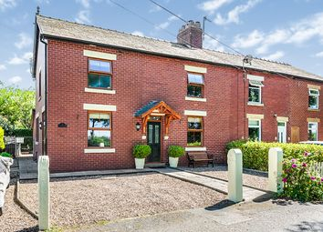 Thumbnail 3 bed semi-detached house for sale in Eagland Hill Cottages, New Lane, Eagland Hill, Preston