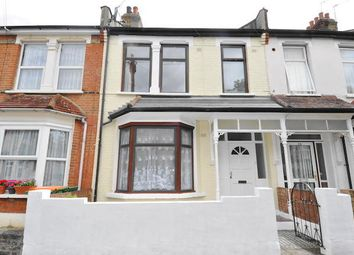 Thumbnail 1 bedroom terraced house to rent in Ashford Road, East Ham