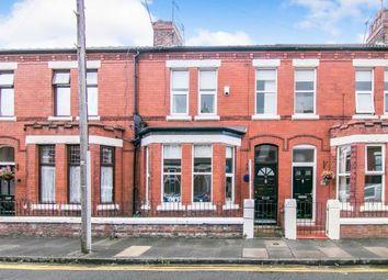 Thumbnail 3 bed terraced house for sale in Glendower Road, Waterloo, Liverpool, Merseyside