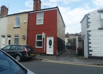 Thumbnail 2 bed end terrace house to rent in Hirst Gate, Mexborough