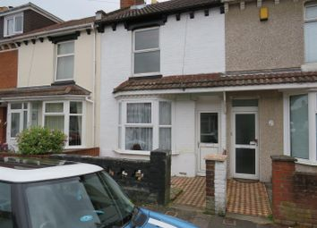 Thumbnail 3 bed terraced house for sale in Tintern Road, Gosport