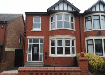Thumbnail 1 bed flat to rent in Beech Ave, Blackpool